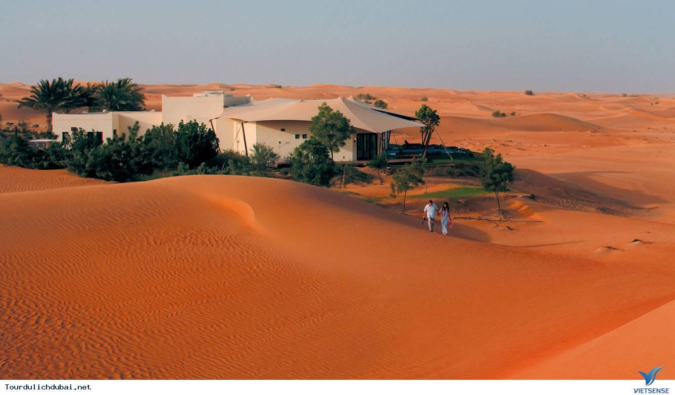Chinh phục sa mạc Safari ở Dubai - Ảnh 2