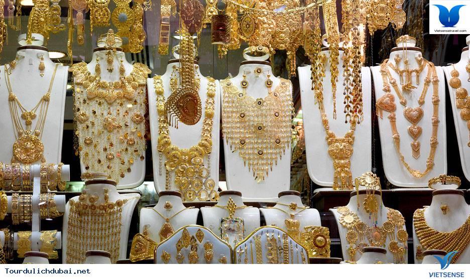 Chợ Vàng Gold Souk - Ảnh 2