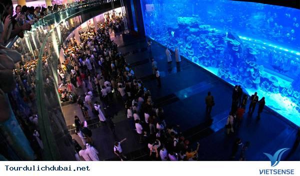Choáng với những điều không tưởng tại thành phố Dubai - Ảnh 8