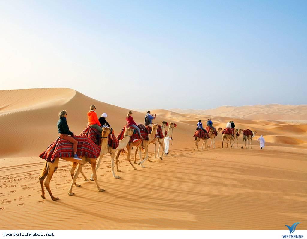 Chuyện thật như đùa: nghỉ mát trên sa mạc - Ảnh 9