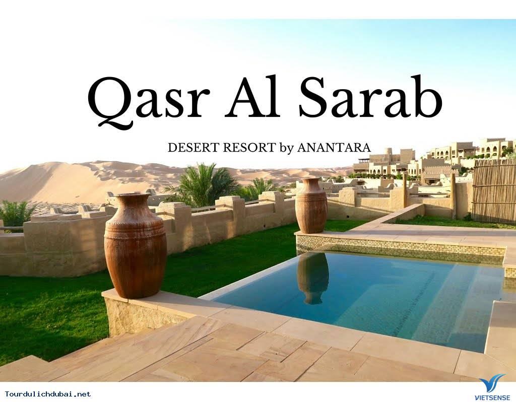 Chuyện thật như đùa: nghỉ mát trên sa mạc - Ảnh 1