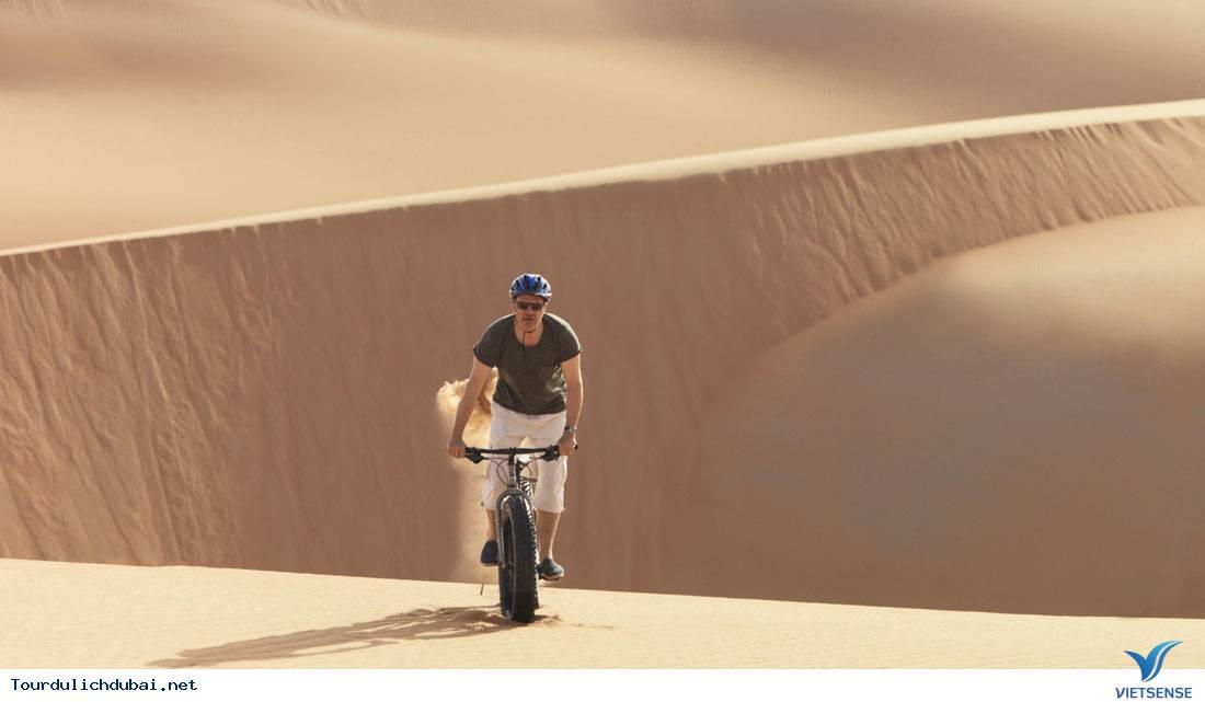 Chuyện thật như đùa: nghỉ mát trên sa mạc - Ảnh 10