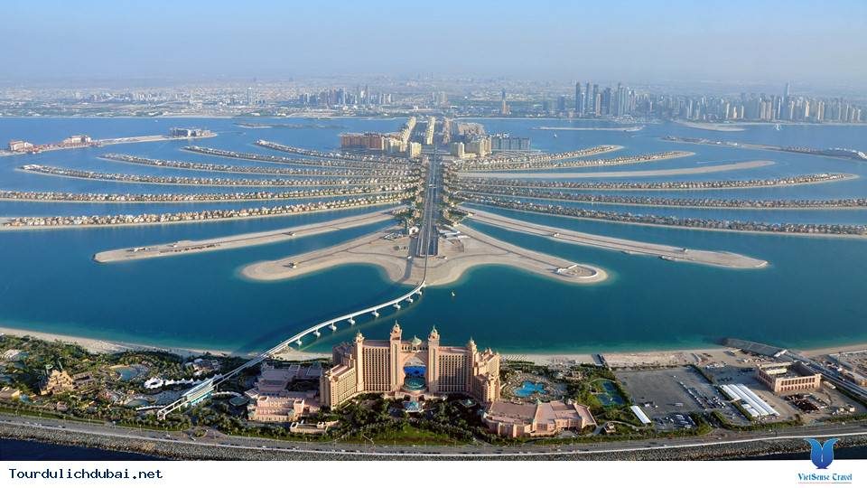 Nhìn lại công cuộc lấn biển xây dựng quần đảo cây cọ tại Dubai - Ảnh 11