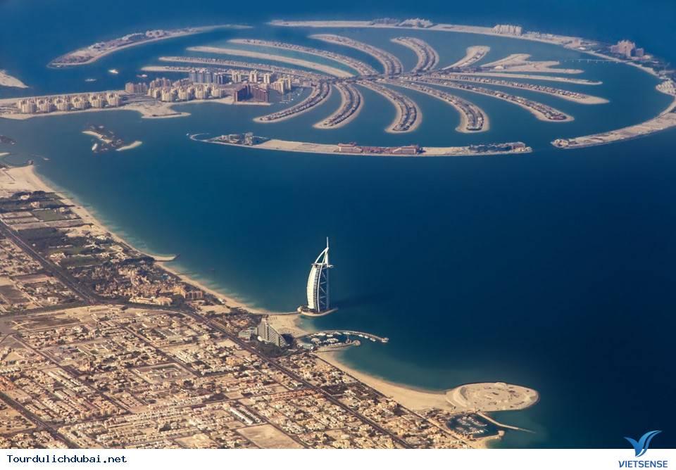 Nhìn lại công cuộc lấn biển xây dựng quần đảo cây cọ tại Dubai - Ảnh 6