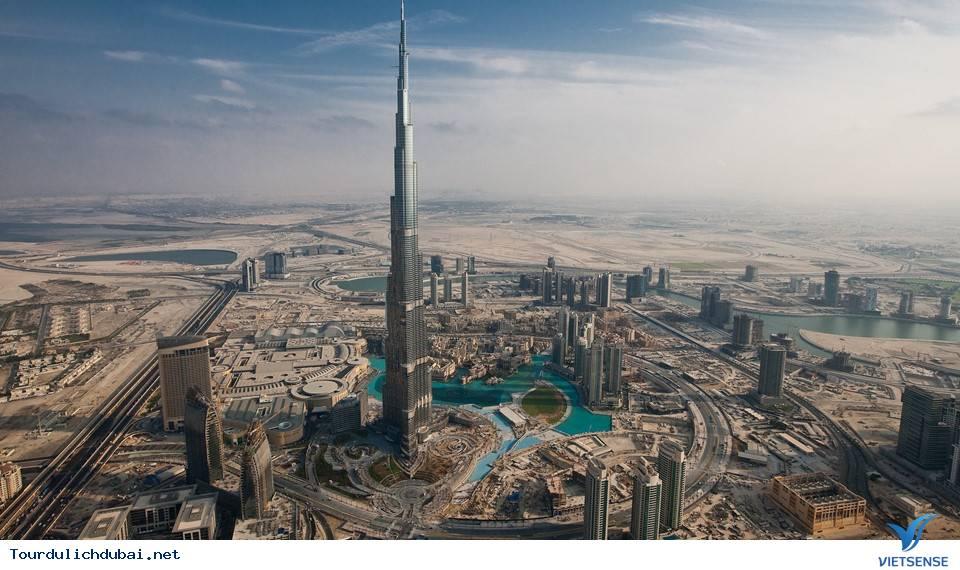 Nhìn lại công cuộc lấn biển xây dựng quần đảo cây cọ tại Dubai - Ảnh 1