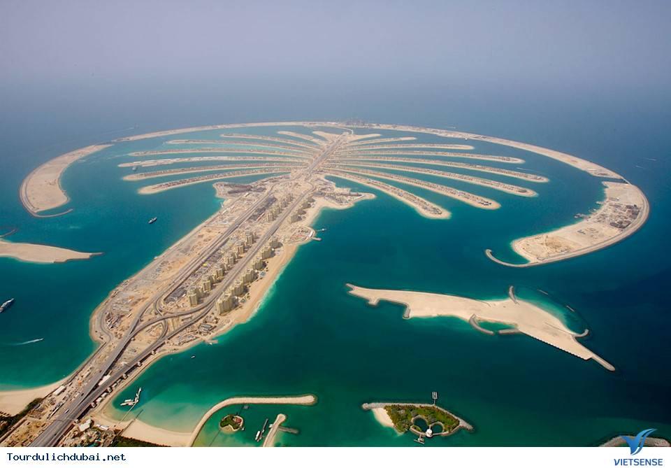 Nhìn lại công cuộc lấn biển xây dựng quần đảo cây cọ tại Dubai - Ảnh 5