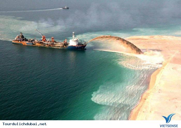 Nhìn lại công cuộc lấn biển xây dựng quần đảo cây cọ tại Dubai - Ảnh 9
