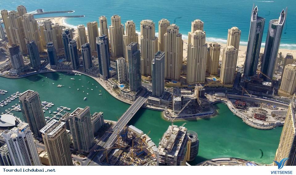 Nhìn lại công cuộc lấn biển xây dựng quần đảo cây cọ tại Dubai - Ảnh 2