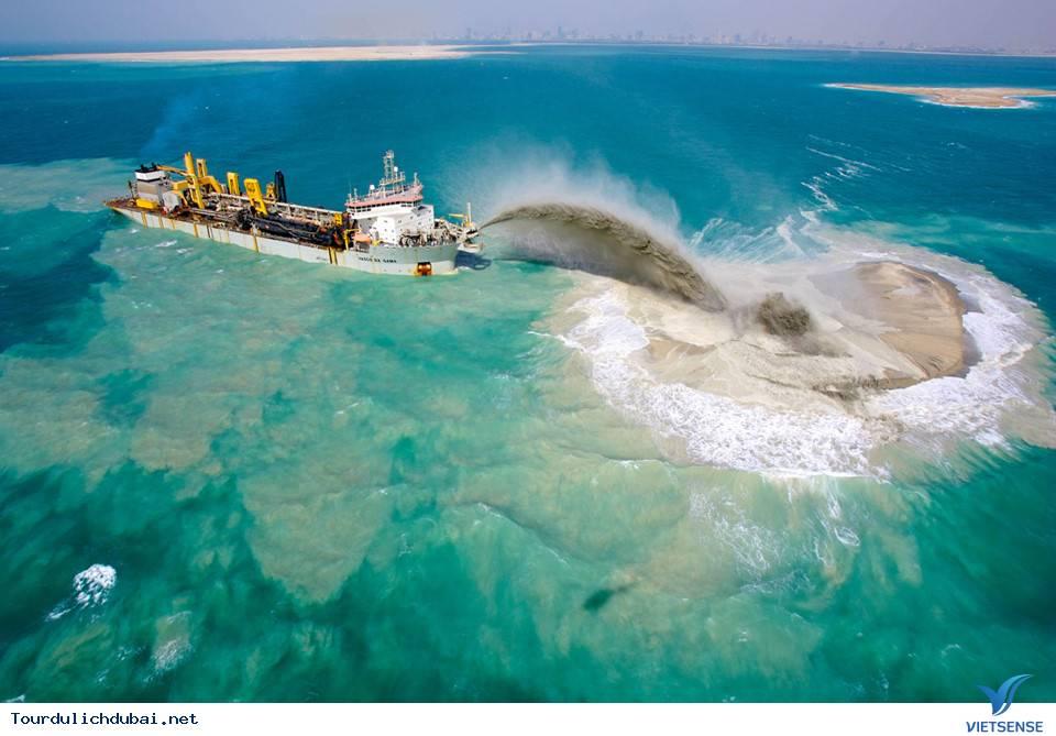 Nhìn lại công cuộc lấn biển xây dựng quần đảo cây cọ tại Dubai - Ảnh 14