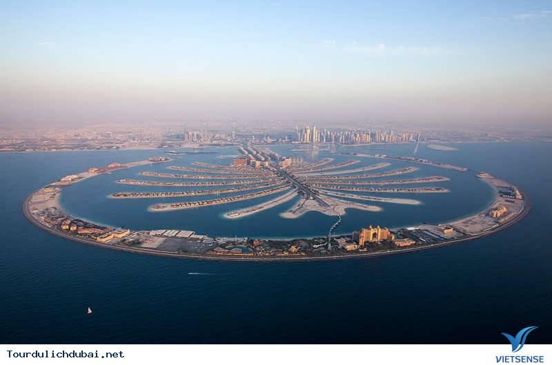 Nhìn lại công cuộc lấn biển xây dựng quần đảo cây cọ tại Dubai - Ảnh 3