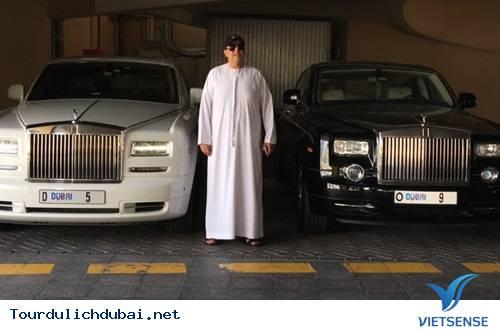 Đại gia Dubai và những thú vui cá biệt - Ảnh 2