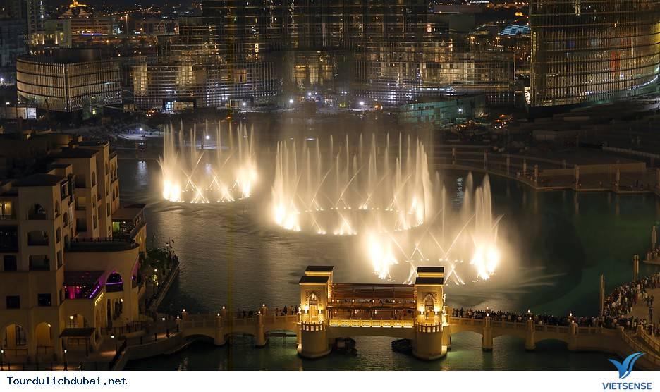 Đài Phun Nước Dubai - Ảnh 2