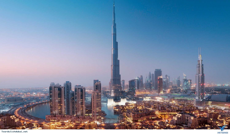 Đêm xuống làm gì ở Dubai? - Ảnh 1