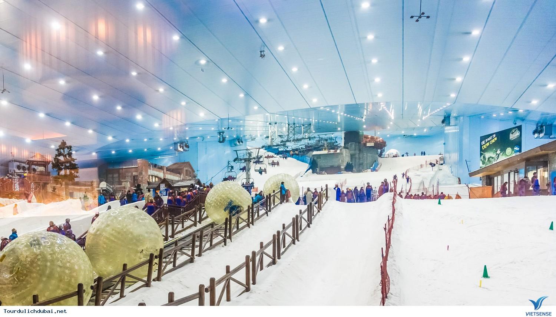 Địa điểm lúc nào cũng lạnh giữa mùa hè Dubai - Ảnh 1