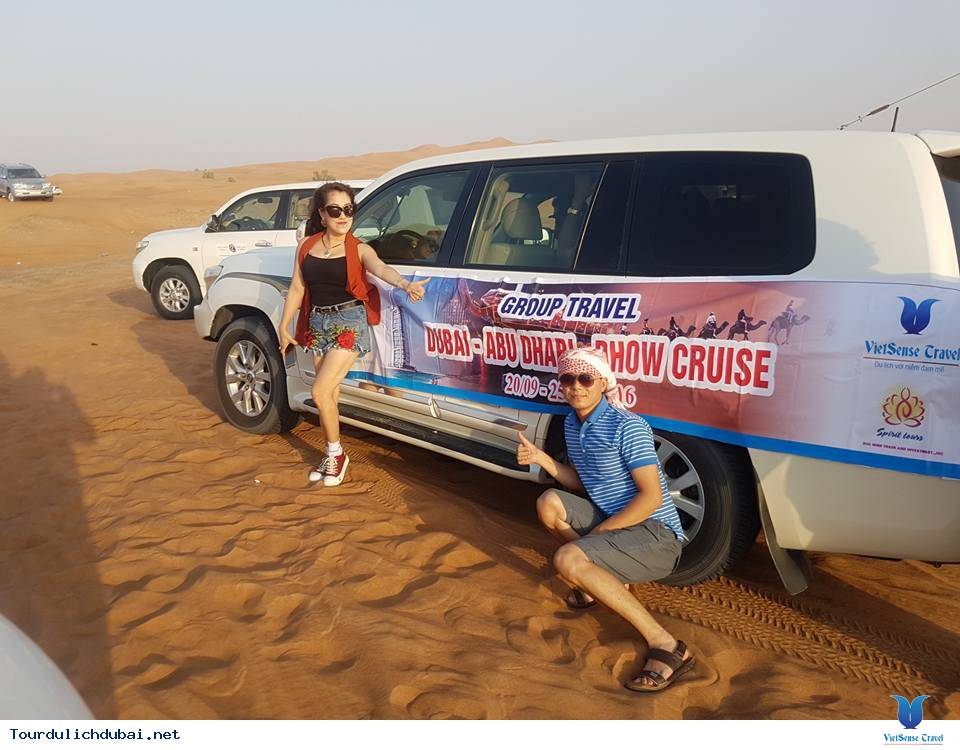 Hình ảnh đoàn du lịch Dubai khởi hành ngày 20/09 - 25/09/2016 - Ảnh 2