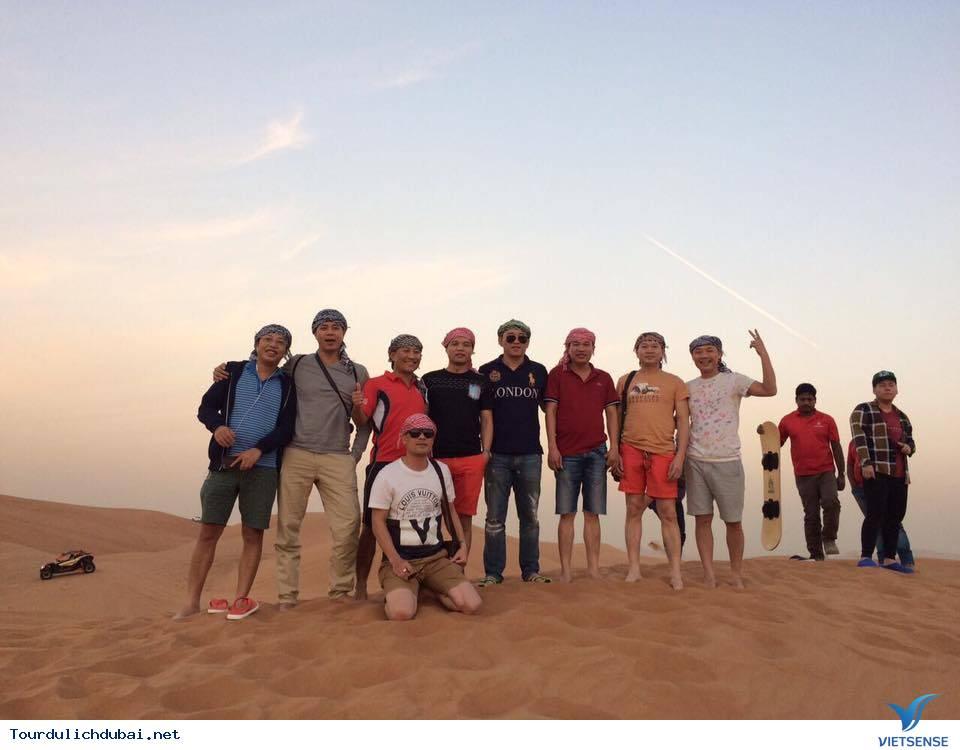 Hình ảnh đoàn Du lịch Dubai khởi hành ngày 13/12-18/12/2016 - Ảnh 6
