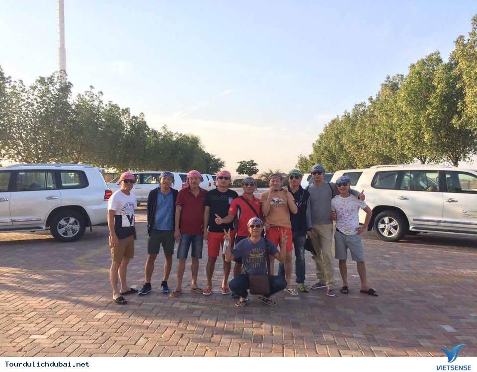 Hình ảnh đoàn Du lịch Dubai khởi hành ngày 13/12-18/12/2016 - Ảnh 5