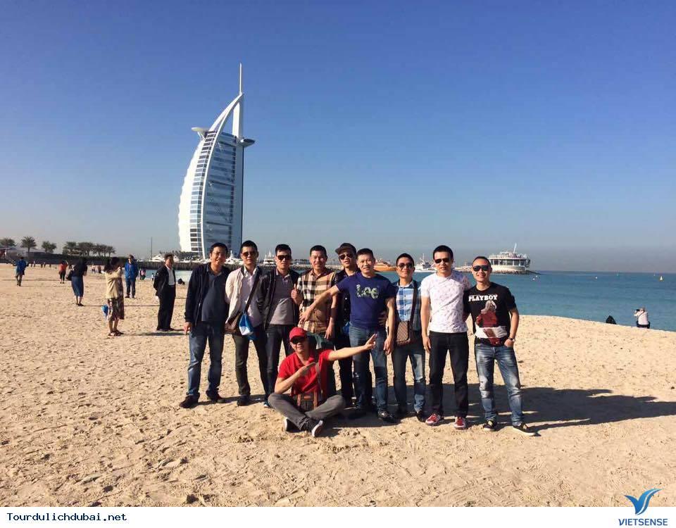 Hình ảnh đoàn Du lịch Dubai khởi hành ngày 13/12-18/12/2016 - Ảnh 3