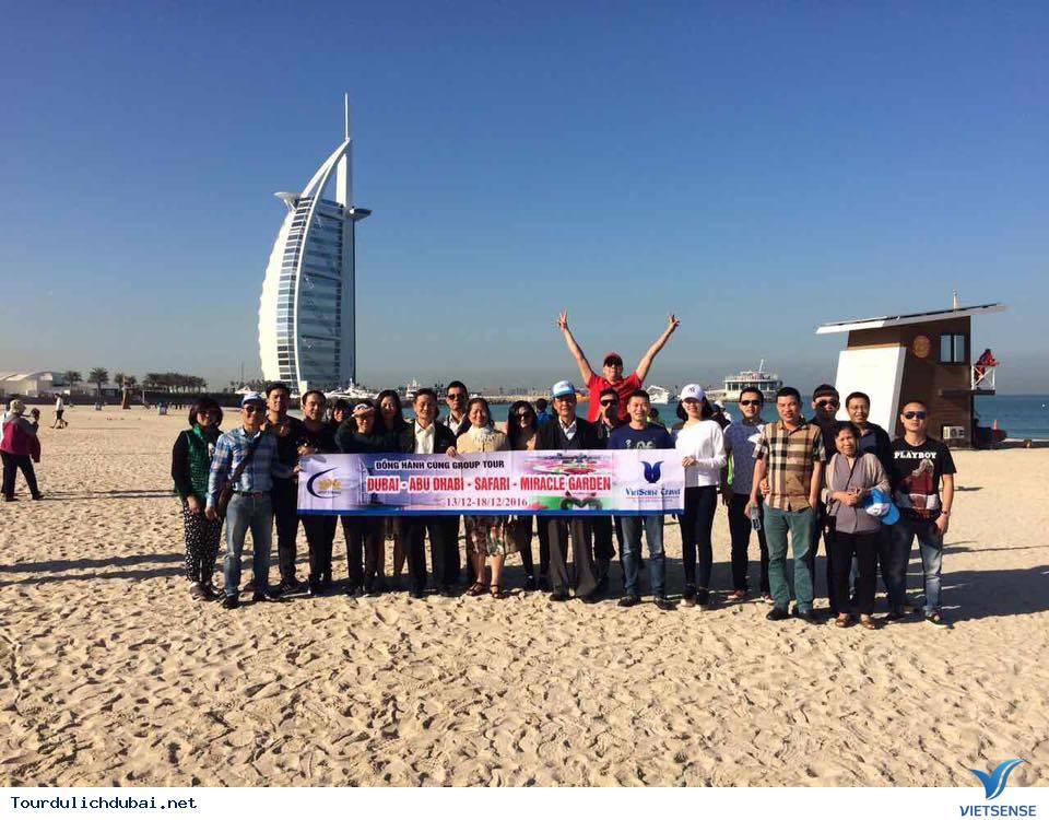 Hình ảnh đoàn Du lịch Dubai khởi hành ngày 13/12-18/12/2016 - Ảnh 2