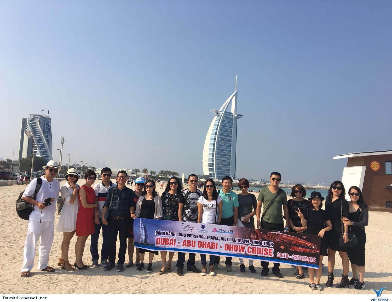 Đoàn Dubai 20/10/2016 - Ảnh 1