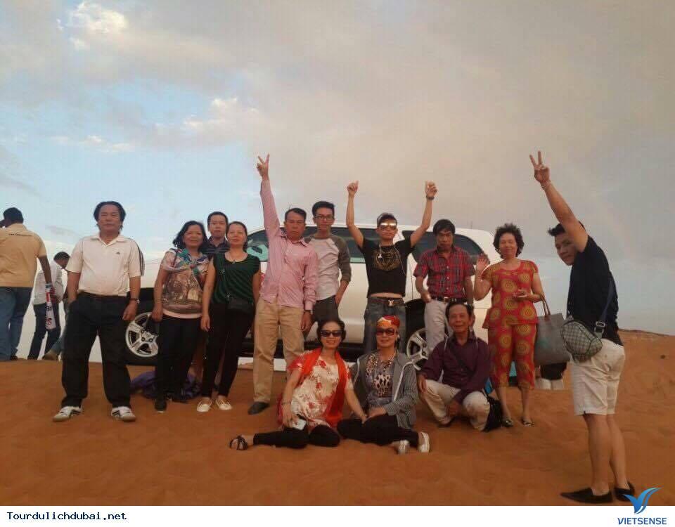 Hình ảnh đoàn du lịch Dubai khởi hành ngày 04/10-09/10/2016 - Ảnh 6