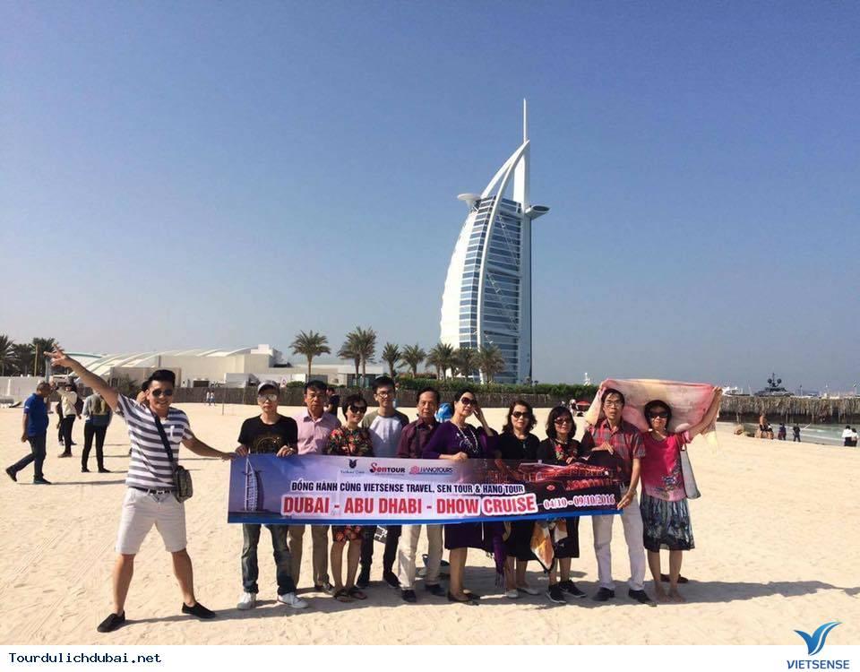 Hình ảnh đoàn du lịch Dubai khởi hành ngày 04/10-09/10/2016 - Ảnh 3