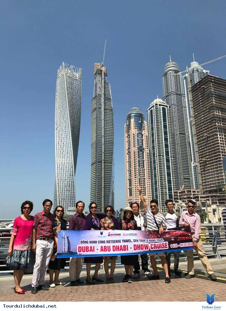 Hình ảnh đoàn du lịch Dubai khởi hành ngày 04/10-09/10/2016 - Ảnh 4
