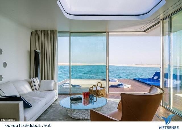 Dự án điên rồ với biệt thự giữa biển của Dubai - Ảnh 18