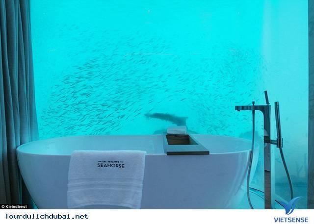 Dự án điên rồ với biệt thự giữa biển của Dubai - Ảnh 19