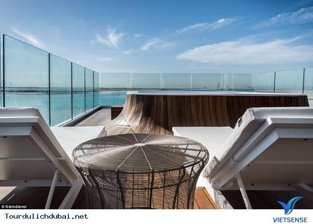Dự án điên rồ với biệt thự giữa biển của Dubai - Ảnh 13