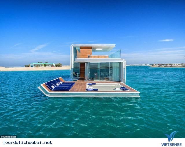 Dự án điên rồ với biệt thự giữa biển của Dubai - Ảnh 16