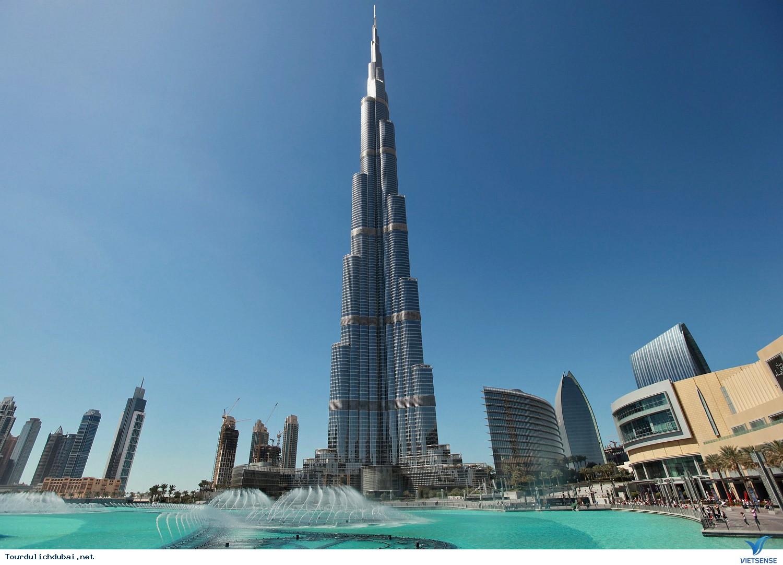 Du lịch Dubai khám phá 5 cái nhất thế giới - Ảnh 1