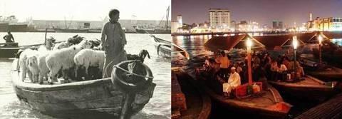 So sánh Dubai 5 thập kỷ trước và ngày nay - Ảnh 6