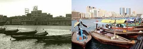 So sánh Dubai 5 thập kỷ trước và ngày nay - Ảnh 5