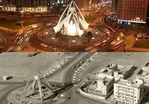 So sánh Dubai 5 thập kỷ trước và ngày nay - Ảnh 2
