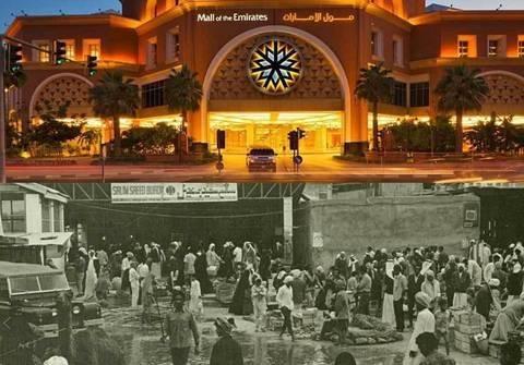 So sánh Dubai 5 thập kỷ trước và ngày nay - Ảnh 4