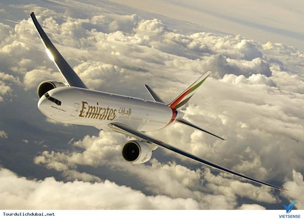 Dubai Khai Trương Đường Bay Thẳng Dài Nhất Thế Giới - Ảnh 1