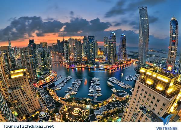 Dubai- thành phố du lịch với rất nhiều điều mới lạ - Ảnh 2