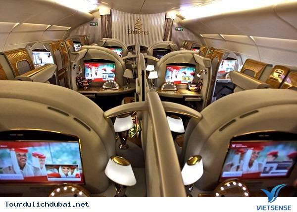 Emirates nối Dubai gần với Hà Nội bằng đường bay thẳng - Ảnh 3