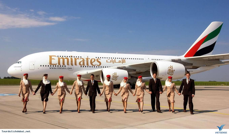 Emirates nối Dubai gần với Hà Nội bằng đường bay thẳng - Ảnh 1