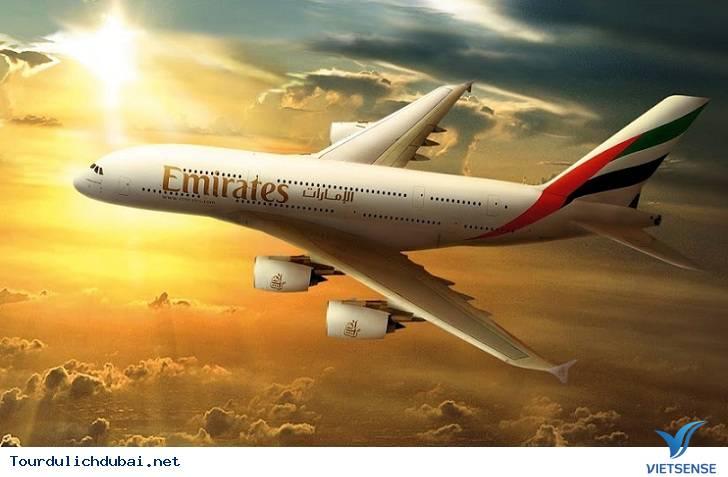 Emirates nối Dubai gần với Hà Nội bằng đường bay thẳng,emirates noi dubai gan voi ha noi bang duong bay thang