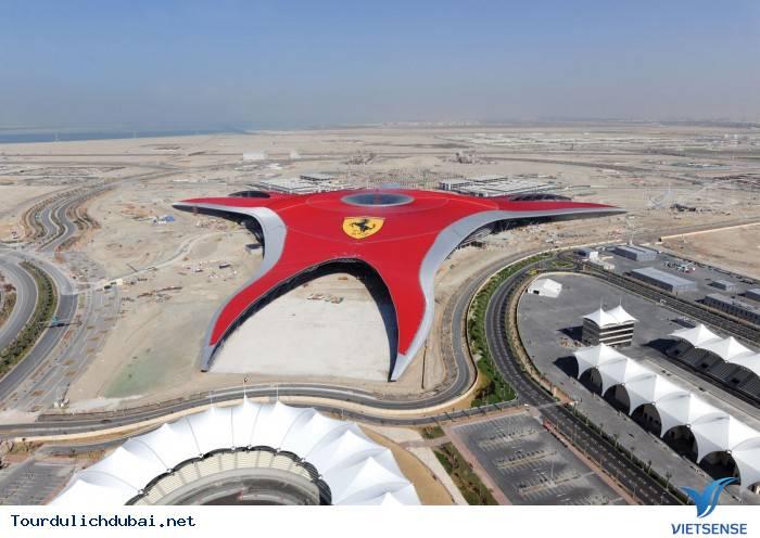 Ferrari World – điểm đến hấp dẫn trong tour Dubai - Ảnh 2
