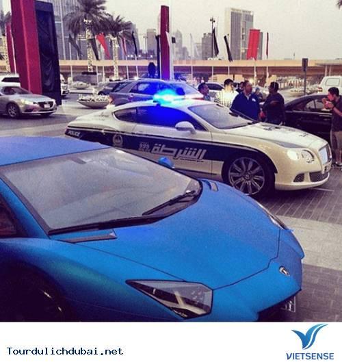 Hình ảnh bá đạo về sự giàu có của Dubai - Ảnh 19
