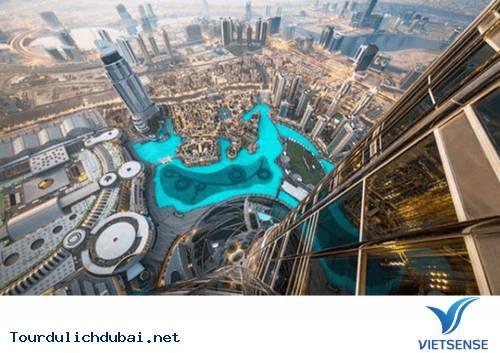 Hình ảnh bá đạo về sự giàu có của Dubai - Ảnh 23
