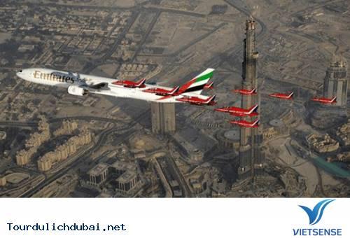 Hình ảnh bá đạo về sự giàu có của Dubai - Ảnh 14