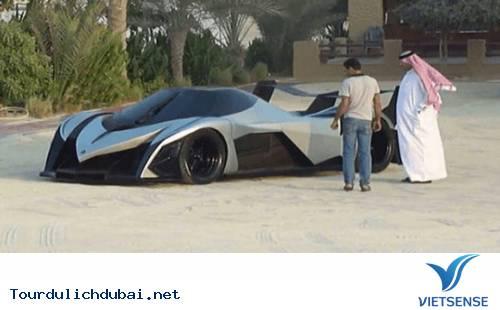 Hình ảnh bá đạo về sự giàu có của Dubai - Ảnh 15