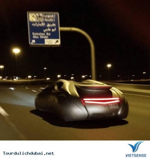 Hình ảnh bá đạo về sự giàu có của Dubai - Ảnh 5
