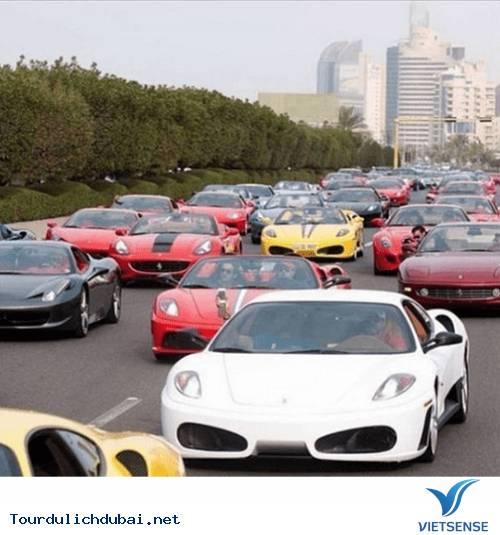 Hình ảnh bá đạo về sự giàu có của Dubai - Ảnh 10