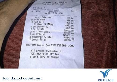 Hình ảnh bá đạo về sự giàu có của Dubai - Ảnh 4