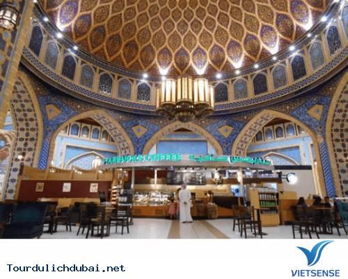 Hình ảnh bá đạo về sự giàu có của Dubai - Ảnh 9